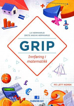 Grip Innføring i matematikk Grunnbok (BM)