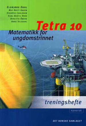Tetra 10 Treningshefte, interaktiv d-bok