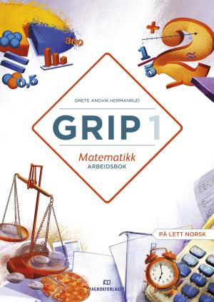 Grip 1 Matematikk Arbeidsbok (BM)