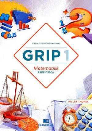 Grip 1 Matematikk Arbeidsbok (NYN)