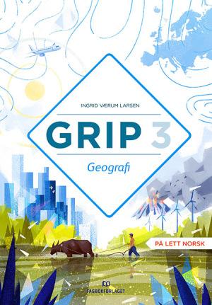 Grip 3 Geografi Grunnbok BM