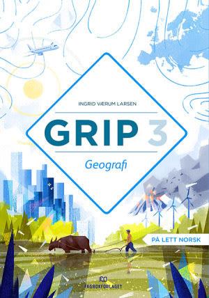 Grip 3  Geografi Elevbok, d-bok (NYN)
