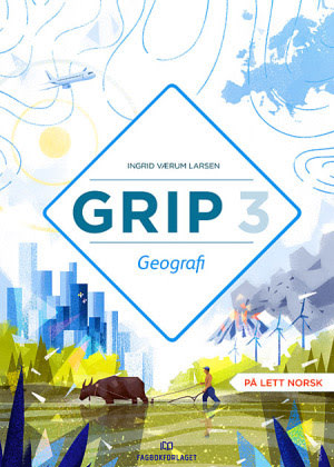Grip 3 Geografi Elevbok, d-bok