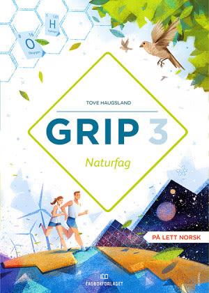 Grip 3  Naturfag Elevbok, d-bok (BM)