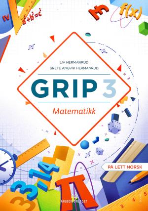 Grip 3 Matematikk Elevbok BM (d-bok)