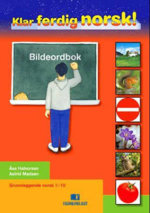 Klar, ferdig, norsk! Bildeordbok d-bok