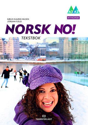 Norsk no! Tekstbok (nynorsk utgåve 2017)