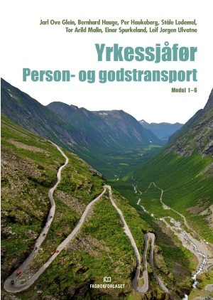 Yrkessjåfør, Person- og godstransport