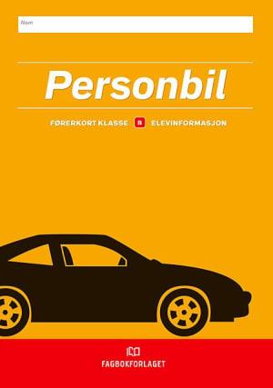 Personbil, Elevinformasjon