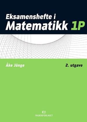 Eksamenshefte i matematikk 1P