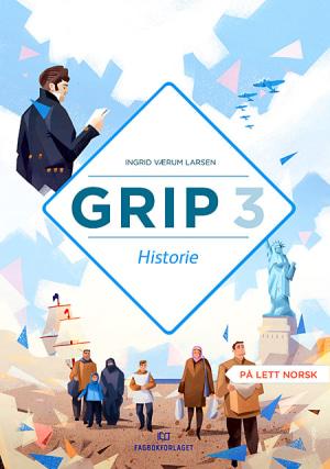 Grip 3 Historie Grunnbok NN