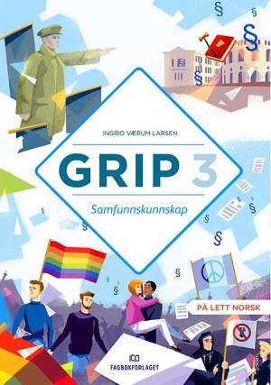 Grip 3 Samfunnskunnskap Grunnbok BM