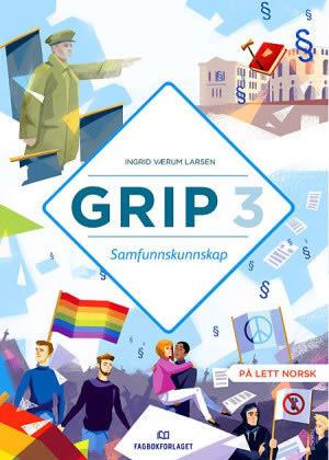 Grip 3 Samfunnskunnskap Elevbok, d-bok (BM)