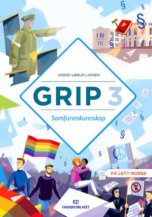 Grip 3 Samfunnskunnskap, d-bok (NYN)