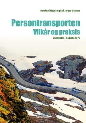 Persontransporten Vilkår og praksis, d-bok
