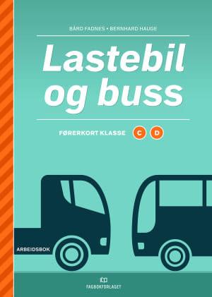 Lastebil og buss, Arbeidsbok, d-bok
