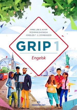 Grip 1 Engelsk Grunnbok