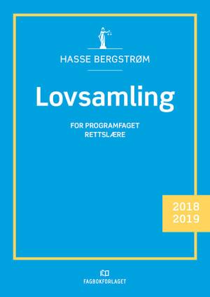 Lovsamling rettslære 2018/2019