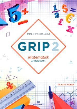 Grip 2 Matematikk Arbeidsbok (BM)