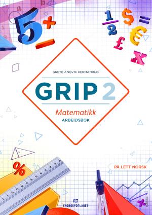 Grip 2 Matematikk Arbeidsbok NYN