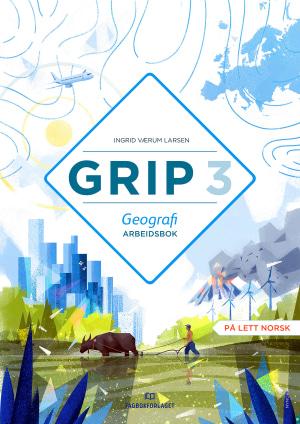 Grip 3 Geografi Arbeidsbok (NYN)