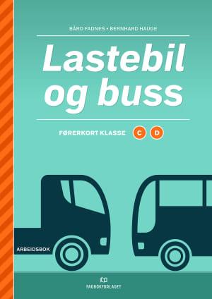 Lastebil og buss. Arbeidsbok