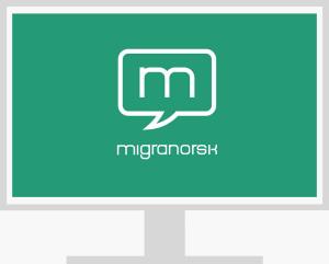 Migranorsk Start: 12 mnd