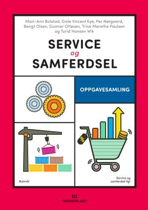 Service og samferdsel oppgavesamling, d-bok
