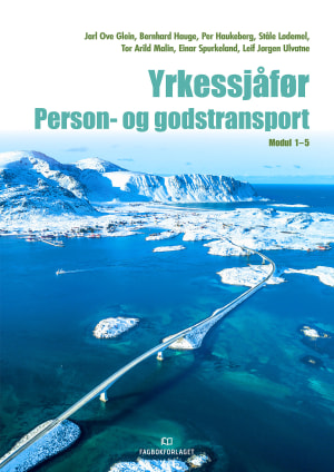 Yrkessjåfør. Person- og godstransport