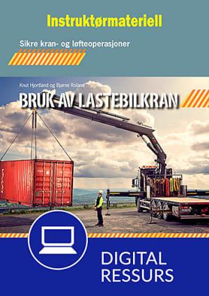Bruk av lastebilkran - digital ressurs for instruktør