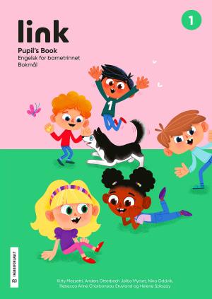 link 1 Pupils book, d-bok