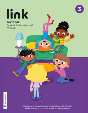link 3 Textbook, d-bok