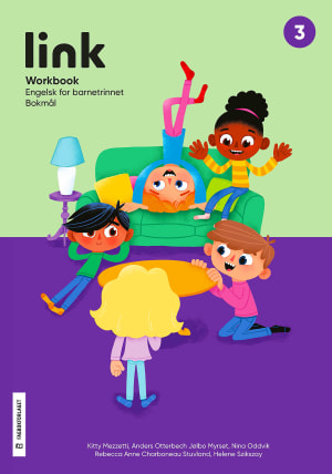 link 3 Workbook, d-bok