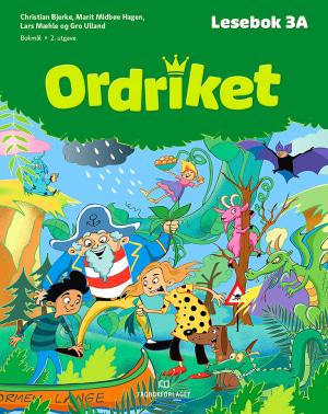 Ordriket 3A Lesebok, d-bok