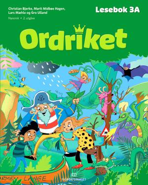 Ordriket 3A Lesebok