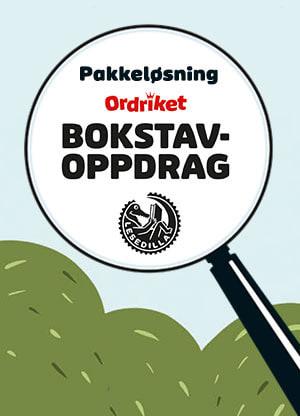 Bokstavoppdrag A-Å digital bokpakke