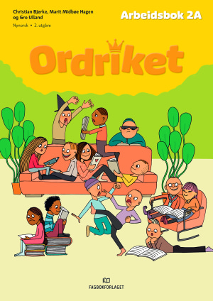 Ordriket 2A Arbeidsbok, d-bok