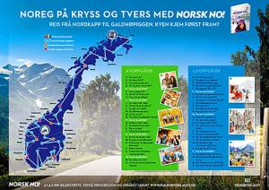 Norsk no! Språkspel og klasseromsplakat