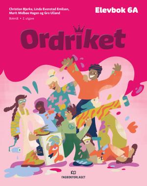Ordriket 6A Elevbok