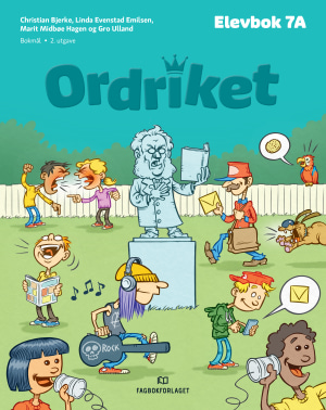 Ordriket 7A Elevbok