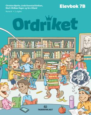 Ordriket 7B Elevbok