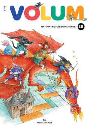 Volum 3B Elevbok, bok