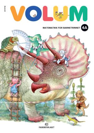 Volum 4A Elevbok, d-bok