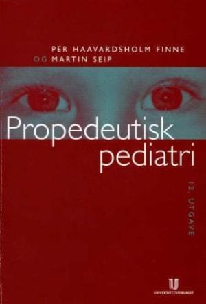 Propedeutisk pediatri