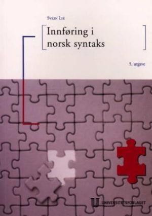 Innføring i norsk syntaks