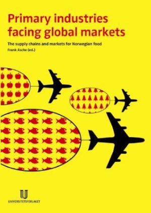 Primary industries facing global markets