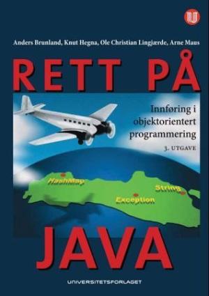 Rett på Java