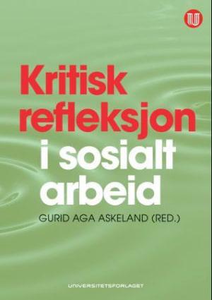 Kritisk refleksjon i sosialt arbeid
