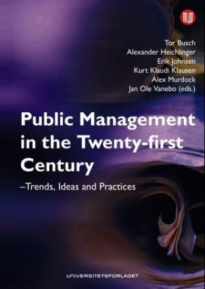 Public management in the twenty-first century