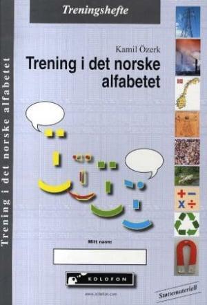 Trening i det norske alfabetet